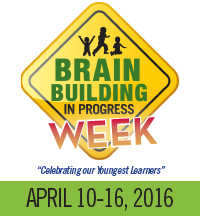 Brain Building in Progress Week 2016